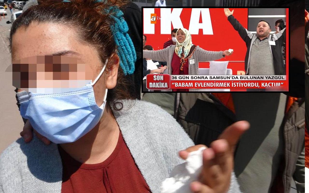 Polis canlı yayında evi bastı! Müge Anlı'nın aradığı kayıp Yazgül Samsun'da ortaya çıktı