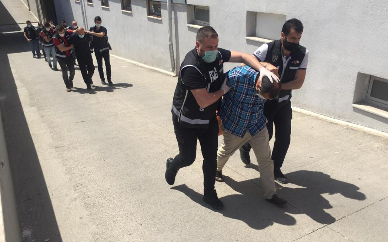 Adana'da tabanca merakı olan öğretmen silah kaçakçısı oldu!