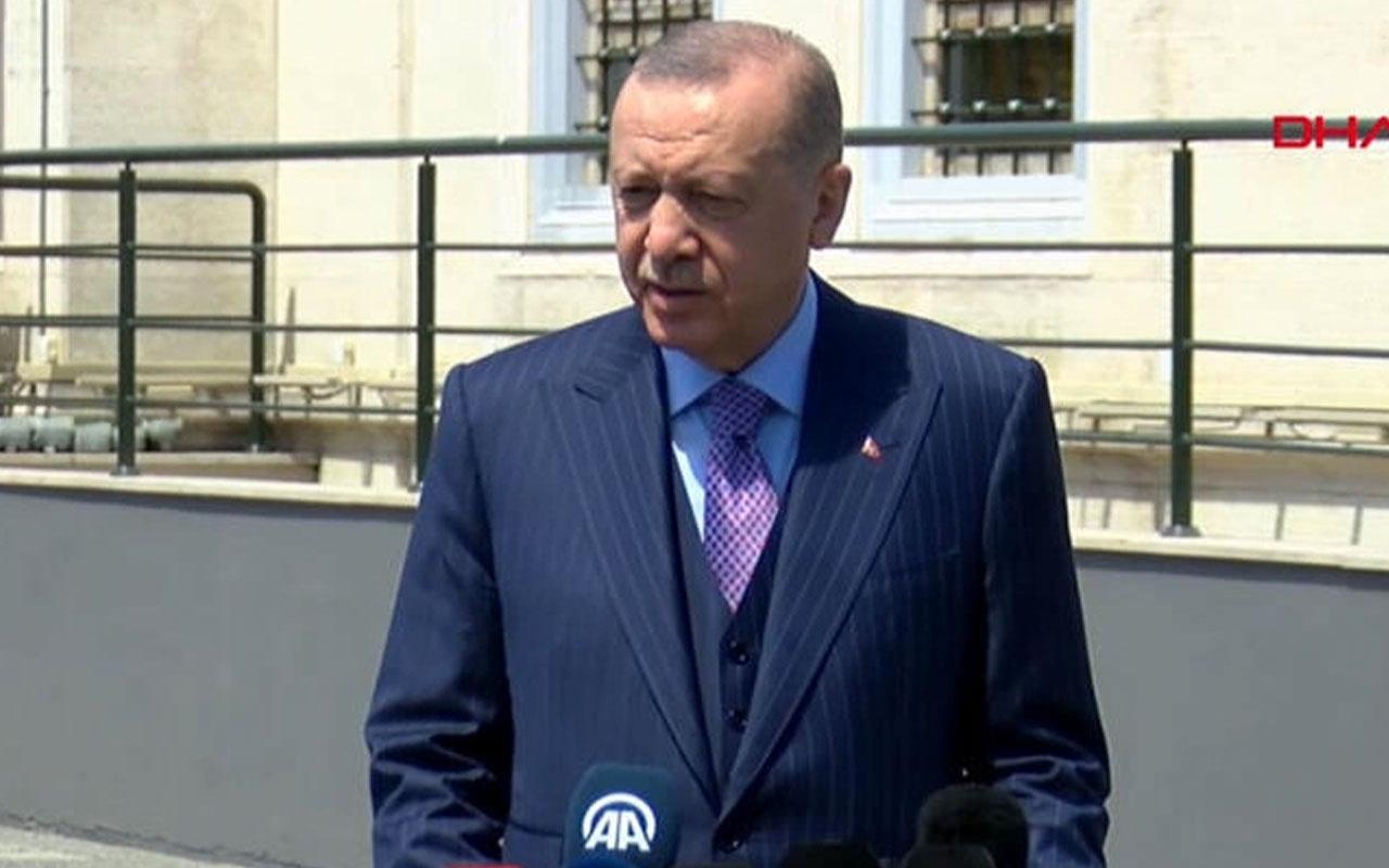Cumhurbaşkanı Erdoğan'dan koronavirüs aşısı patent tartışmalarına ilişkin açıklama!