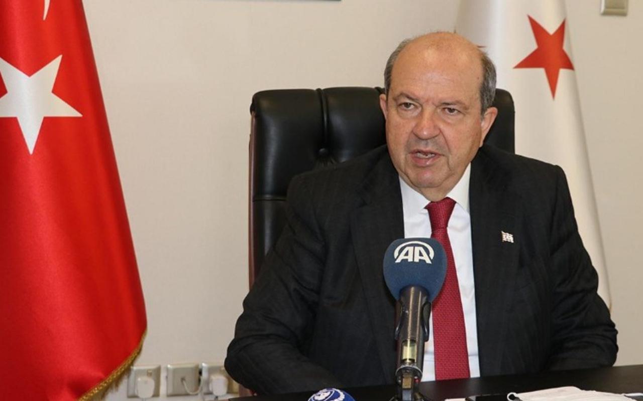 KKTC Cumhurbaşkanı Tatar: Biz, Türkiye Cumhuriyeti ile iç içeyiz
