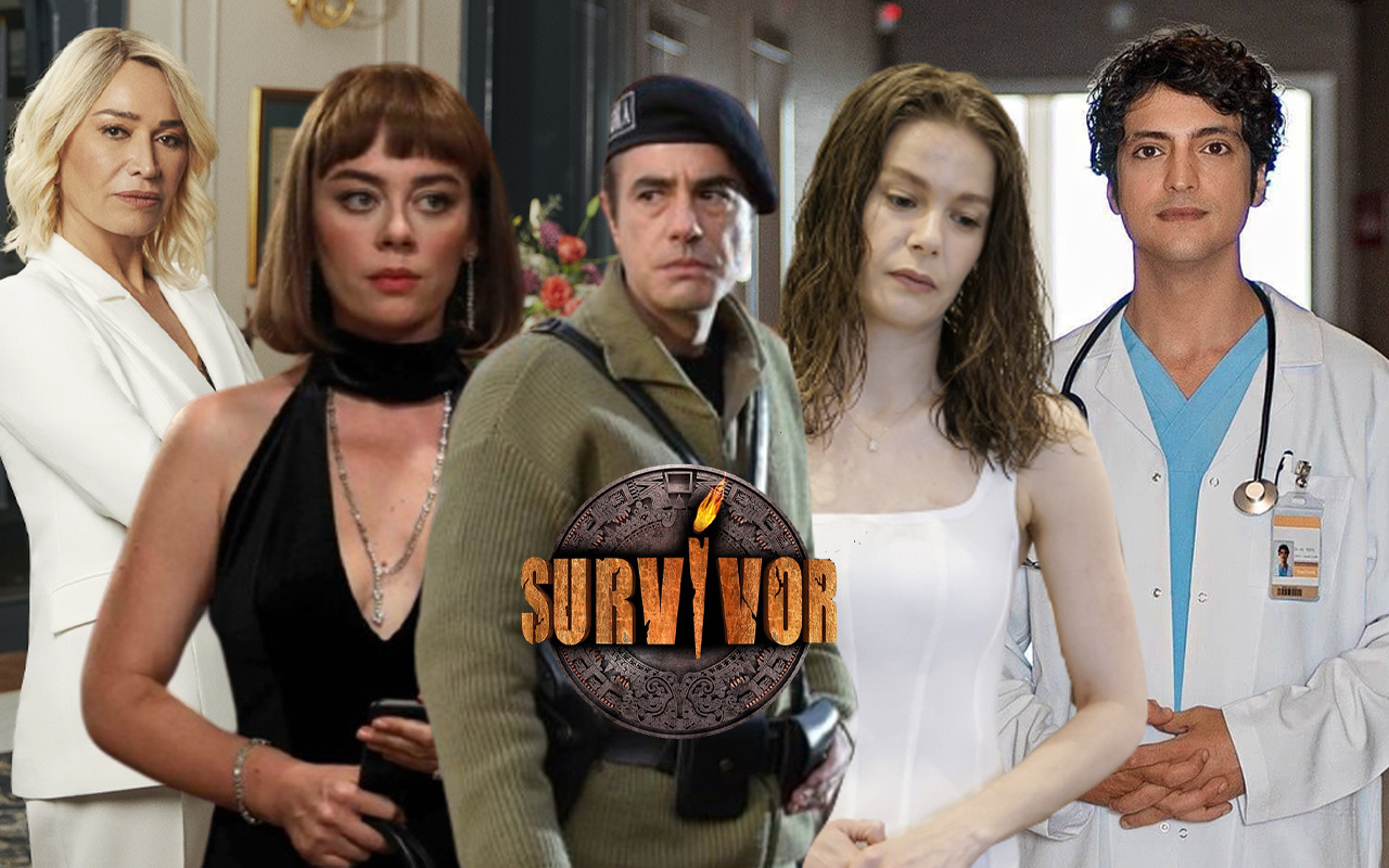 Camdaki Kız Akrep Alev Alev Mucize Doktor Survivor ve Bir Zamanlar Kıbrıs'a reyting şoku