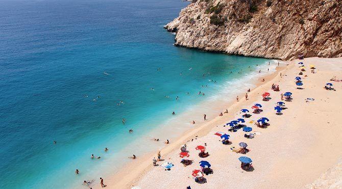 Türkiye'nin en güzel sahil yerleri! 15 muhteşem plaj!