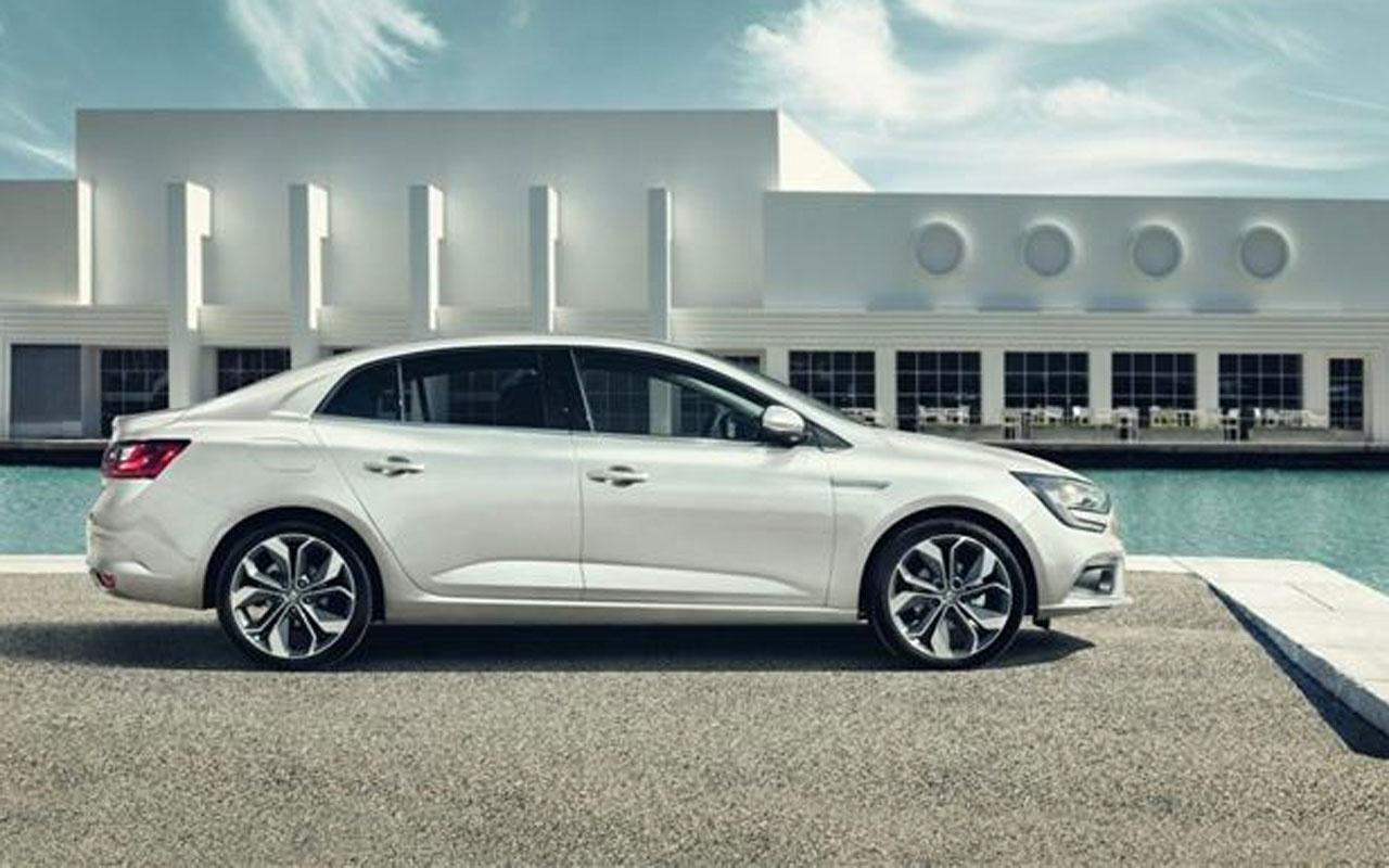 Renault kampanyaları mayısta sürüyor 2 bin 500 TL taksitle Megane Sedan imkanı