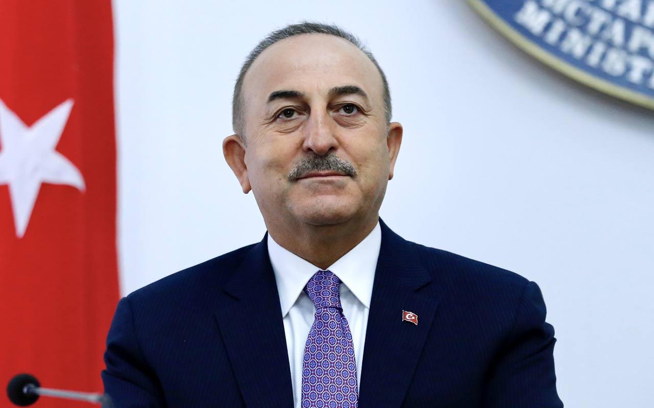 Çavuşoğlu 'Turistin görebileceği herkesi aşılayacağız' sözüyle ilgili eleştirilere böyle yanıt verdi