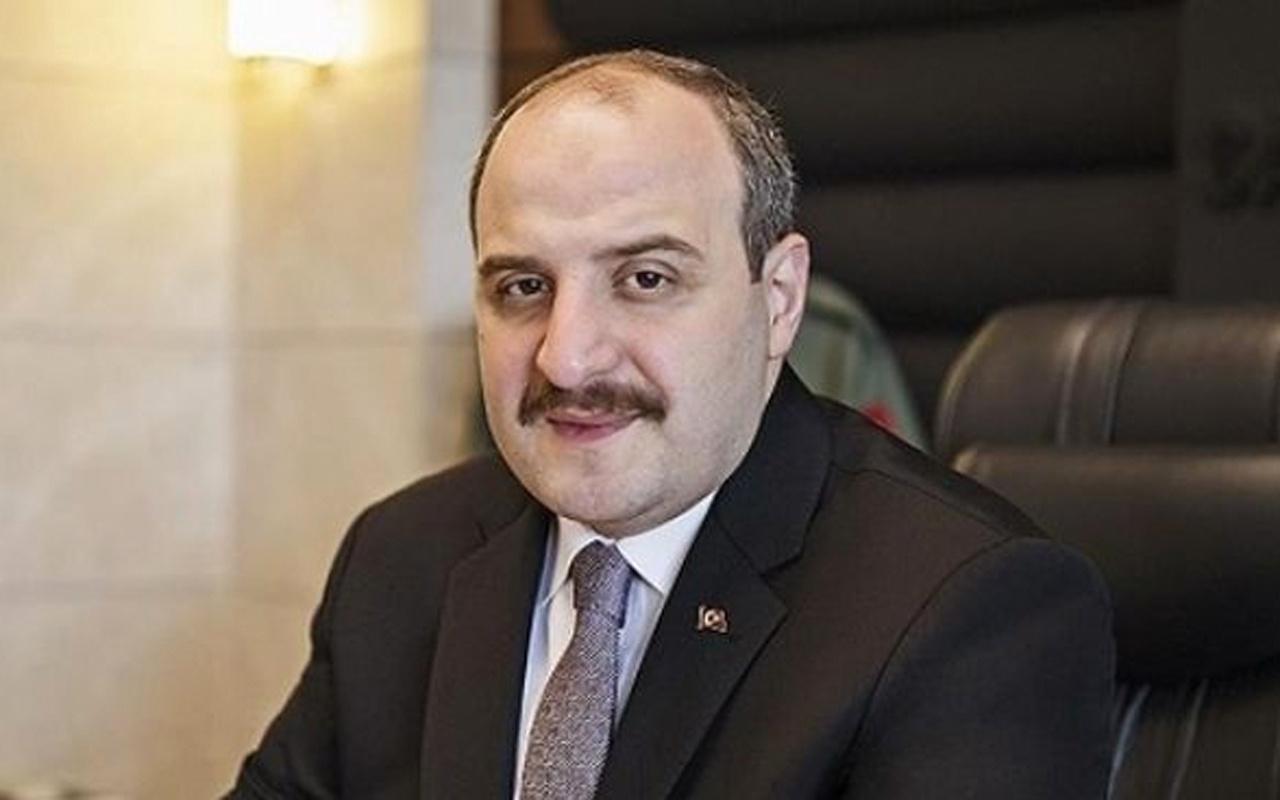 Bakan Mustafa Varank destek teşvik ve hibenin tek çatı altında toplandığı siteyi anlattı