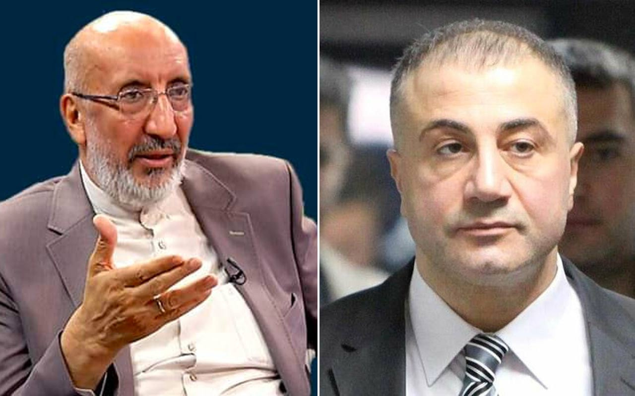 Abdurrahman Dilipak: Sedat Peker'in açıklamaları Wikileaks'dan daha beter vurdu
