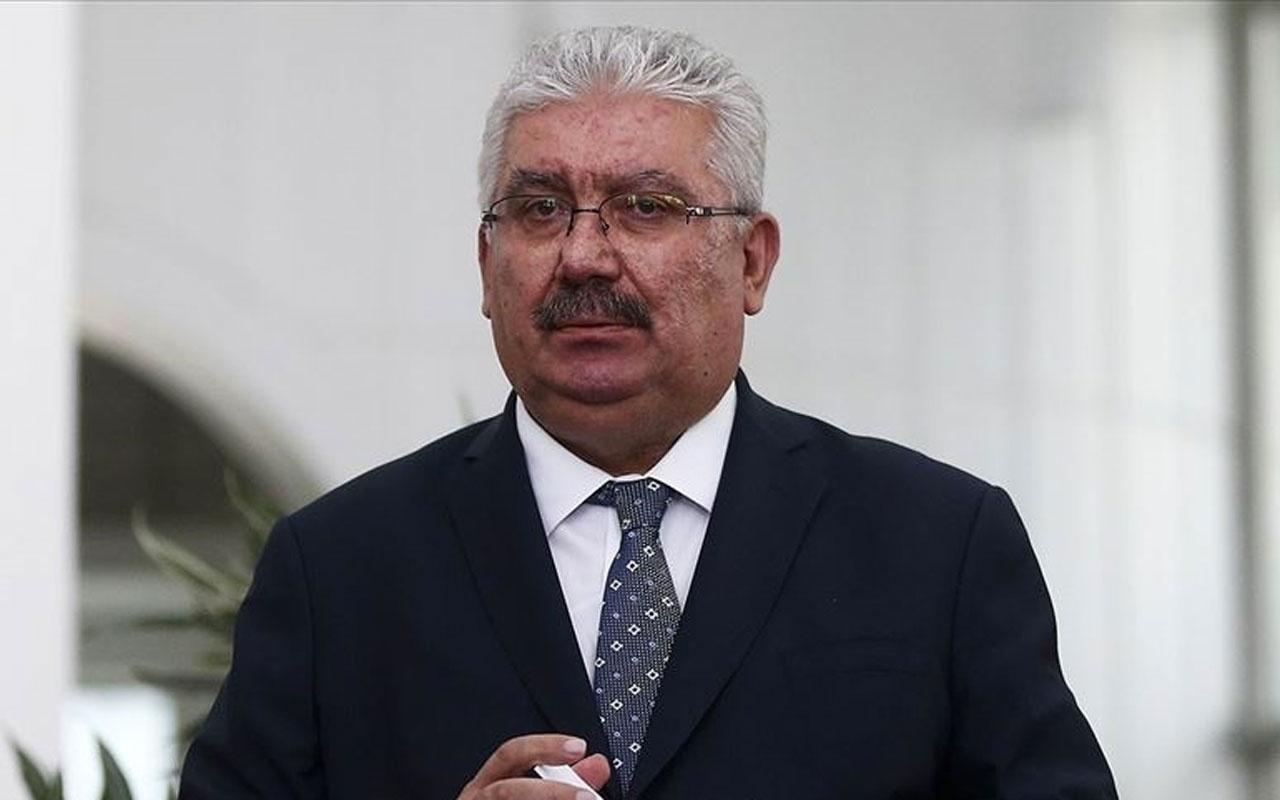 MHP'li Semih Yalçın'dan yeni anayasa önerisine gelen tepkilere yanıt: Aczin işaretidir
