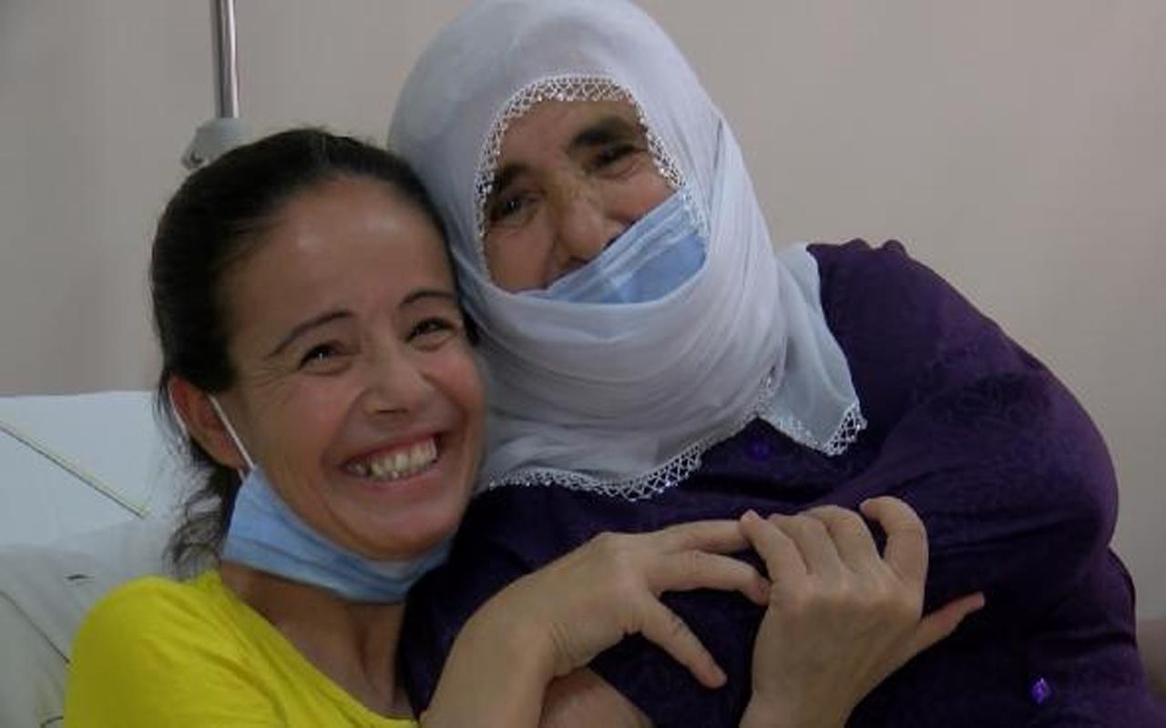 Anneler Günü öncesi kızına böbreğini verdi: İkinci bir hayatım olacak