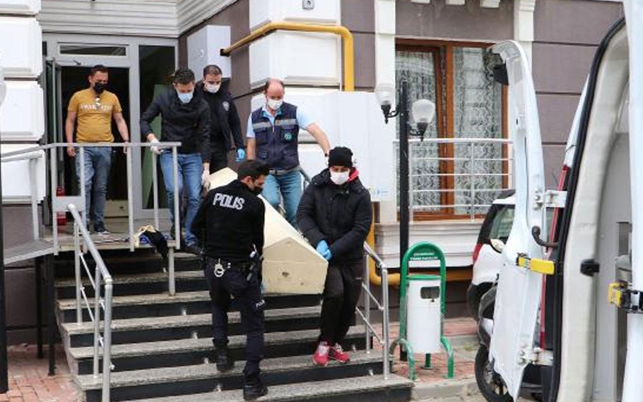 Tekirdağ'da korkunç olay! Doktor baba ile 11 yaşındaki kızı evlerinde ölü bulundu