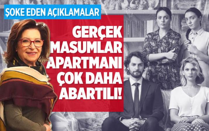 Gülseren Budayıcıoğlu Masumlar Apartmanı gerçeğini açıkladı 'Diziden daha abartılı'