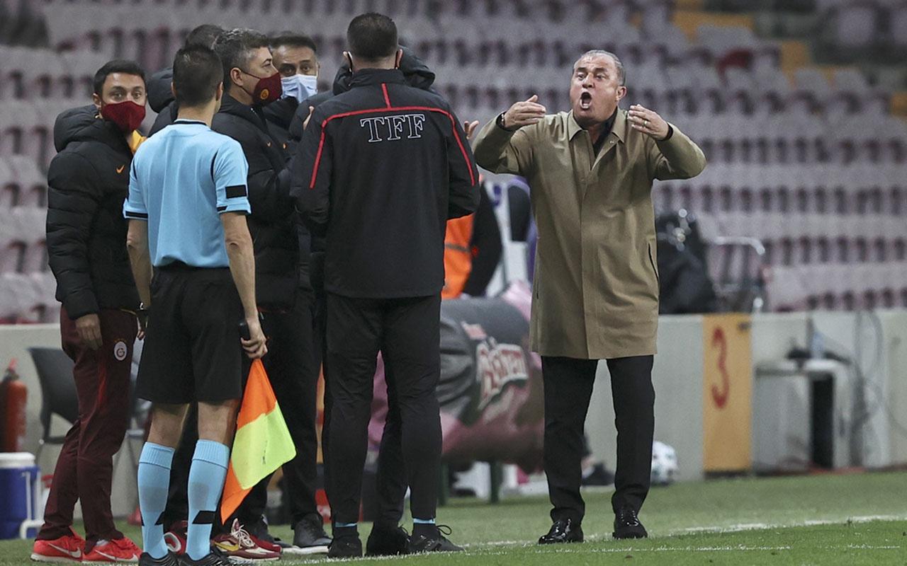 Fatih Terim: Galatasaray vazgeçmeyecek
