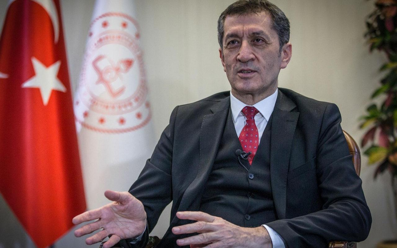Milli Eğitim Bakanı Ziya Selçuk duyurdu: 'HEY saatleri' uygulaması geliyor