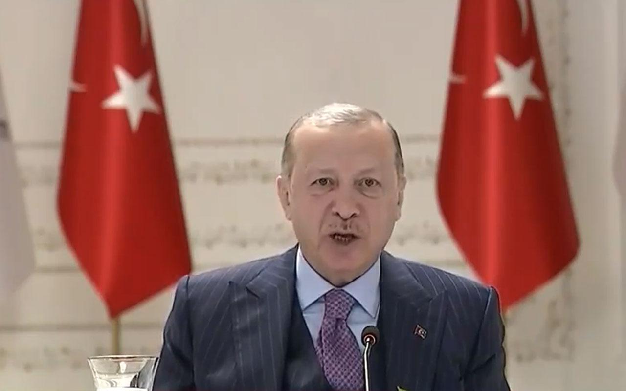 Cumhurbaşkanı Erdoğan'dan 17 Mayıs sonrasına ilişkin önemli açıklamalar