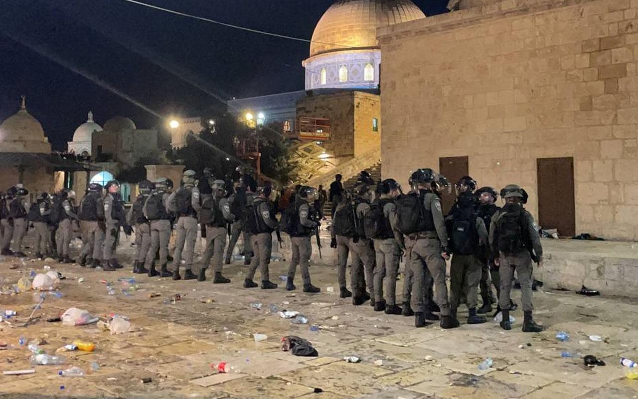 Hamas: İsrail, Kudüs ve Filistinlilere yönelik saldırısının bedelini ödeyecek