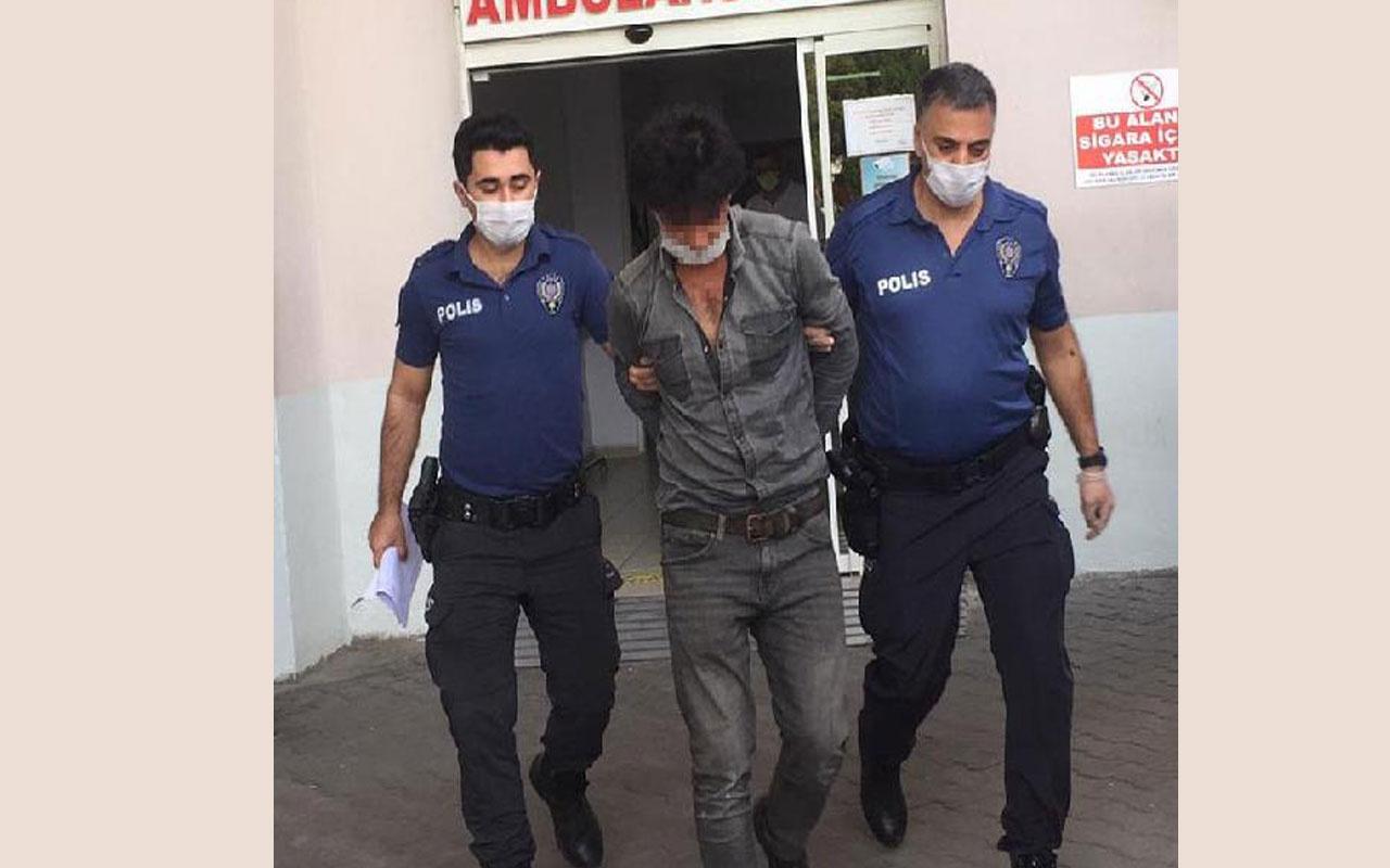 Olay yeri Kocaeli! Yargılanırken serbest kaldı, bu kez de komşusunun kızına tacizden gözaltına alındı