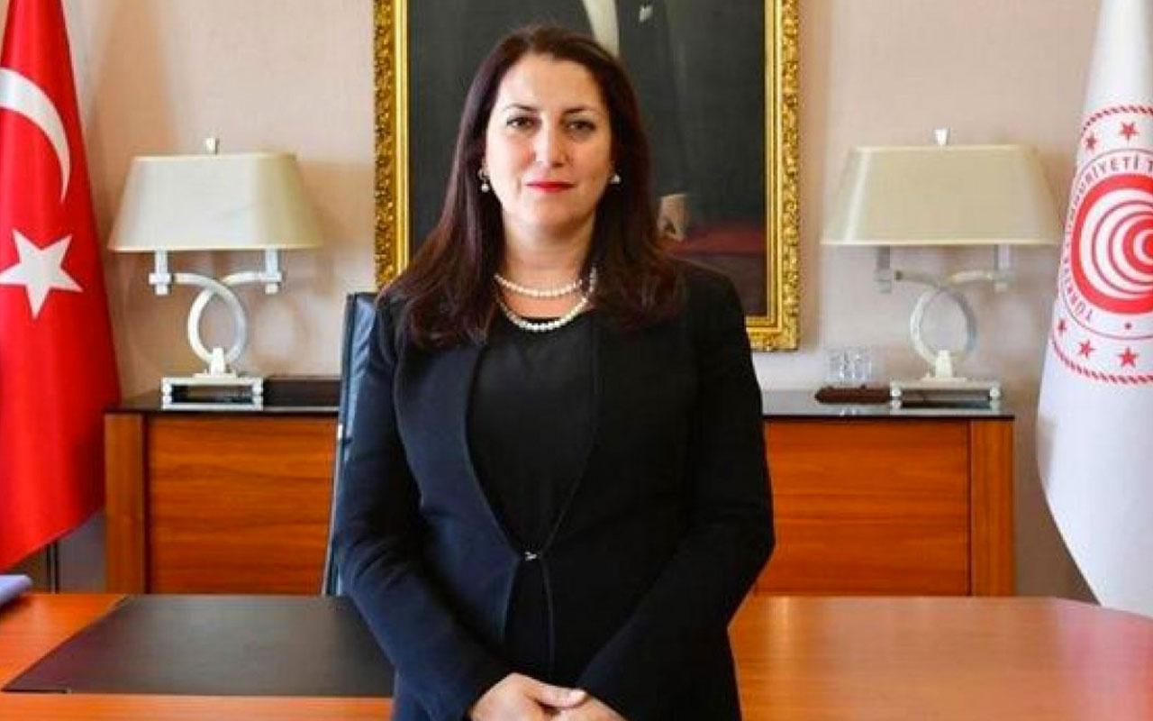 Ticaret Bakan Yardımcısı değişti Işık Yılmaz Batur'un yerine Mustafa Tuzcu atandı