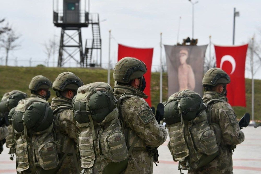 Türk askeri yola çıkıyor: 26 ülkeden 30 binin üzerinde asker katılıyor