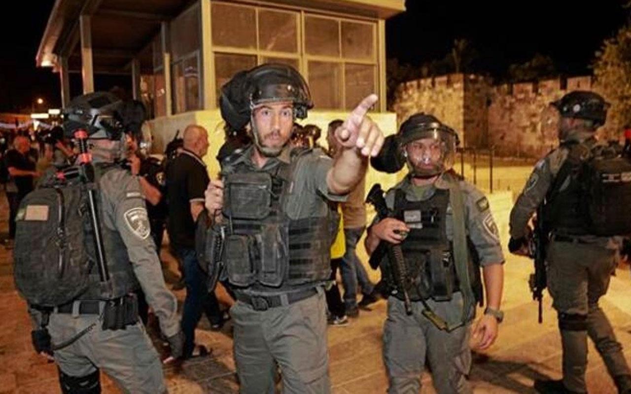 İsrail'in Filistin zulmü devam ediyor!