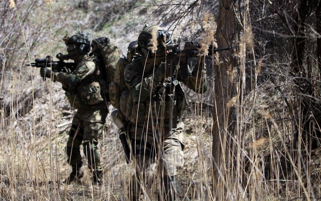Pençe-Şimşek Operasyonu'nda 16 terörist etkisiz hale getirildi