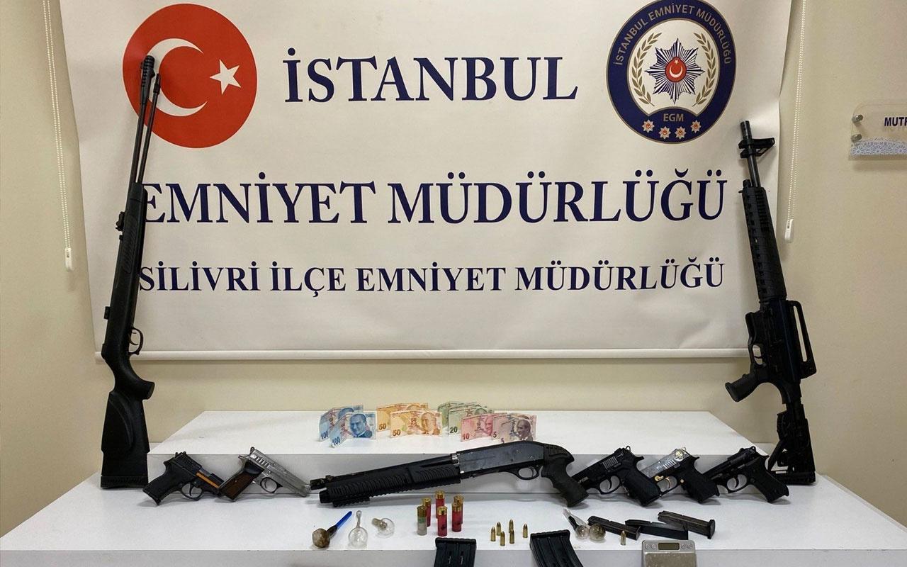 İstanbul'da uyuşturucu operasyonu: 4 gözaltı