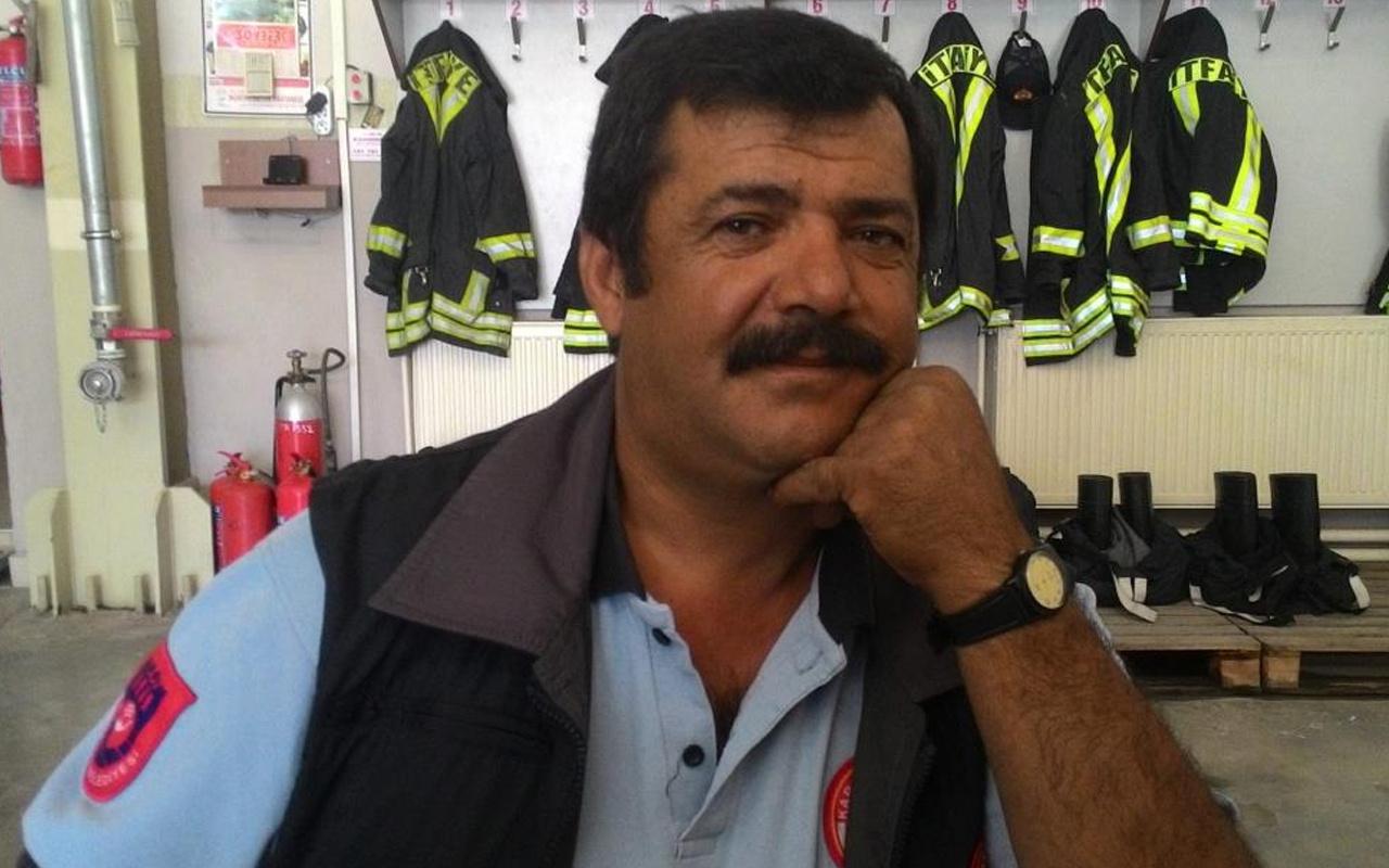 Karaman'da dikkatsizlik ölüm getirdi! İtfaiye eri feci şekilde can verdi!