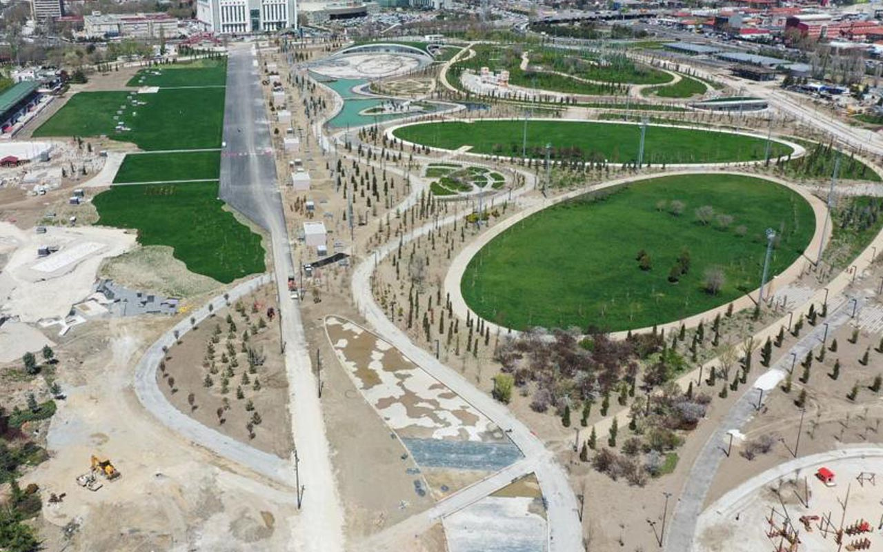 Ankara burada nefes alacak! Başkentliler 30 Ağustos'ta Millet Bahçesi'ne kavuşuyor