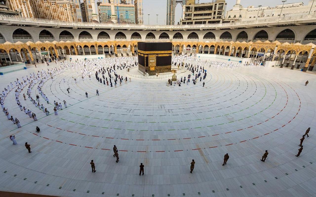 Suudi Arabistan hacı adaylarını kabul edecek