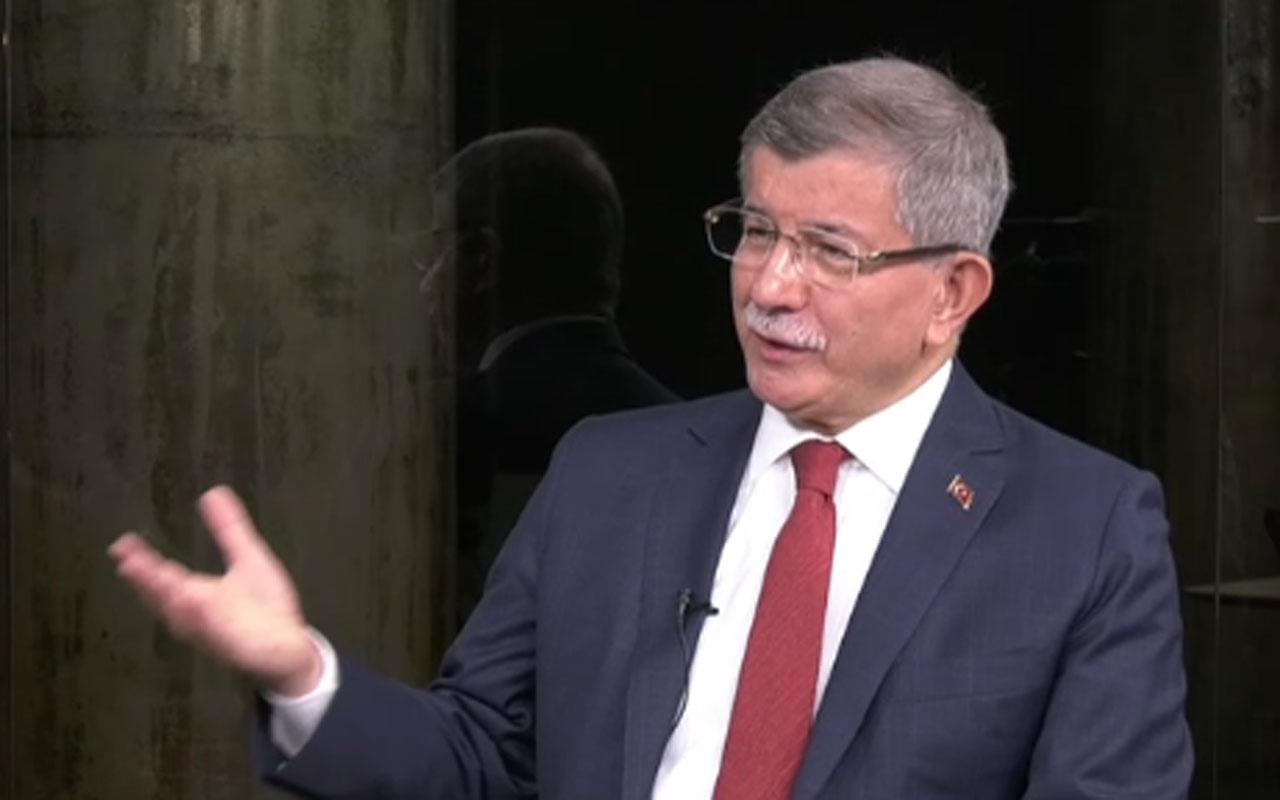 Ahmet Davutoğlu'ndan olay sözler: Seçim olmazsa yıldırım düşer