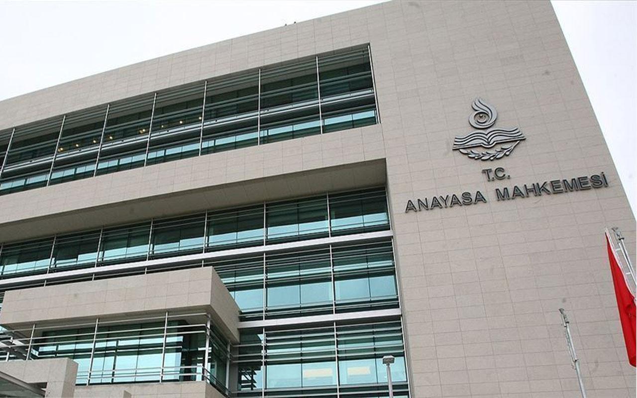 """Anayasa Mahkemesine """"hak ihlali"""" iddiasıyla 308 bin 672 bireysel başvuru yapıldı"""