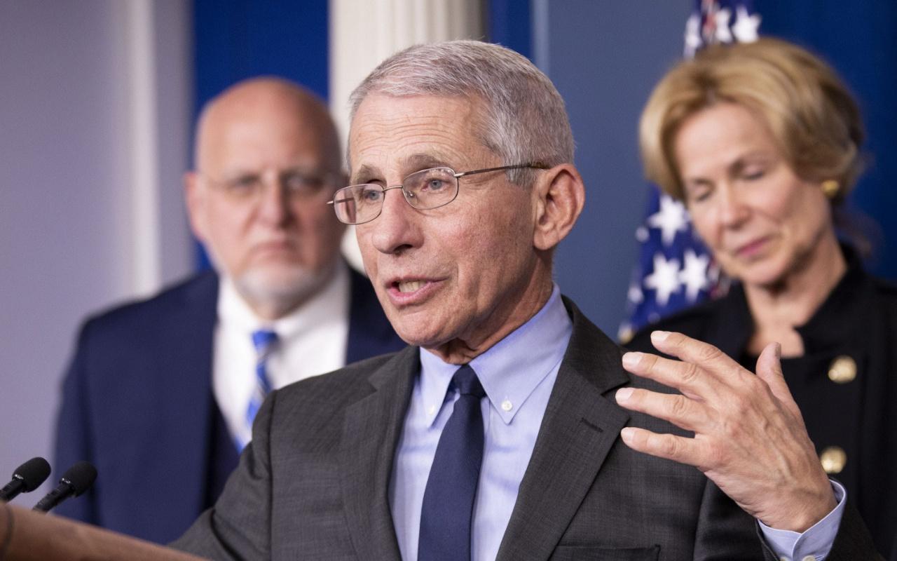 ABD'nin en yetkili ismi koronavirüste normalleşme tarihini açıkladı ve uyardı