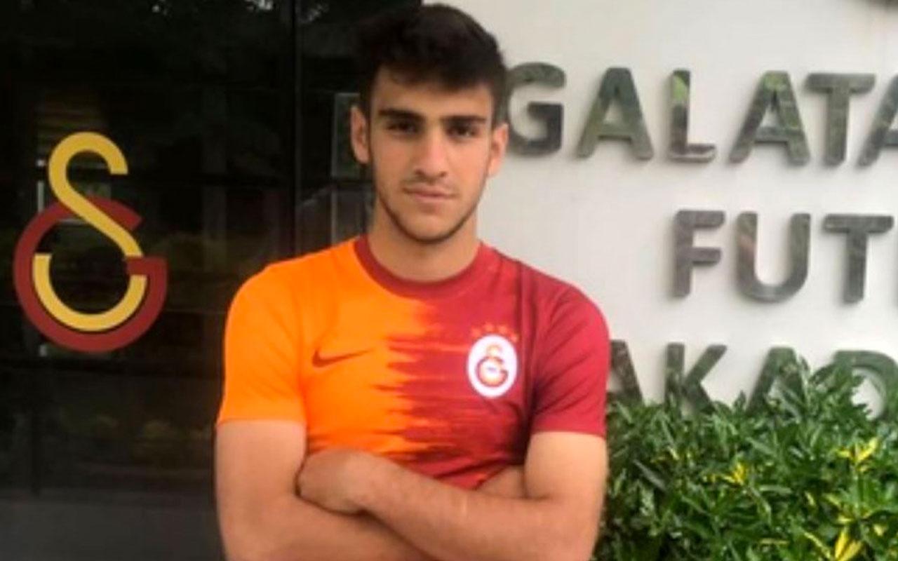 Galatasaray Eren Aydın ile sözleşme imzaladı