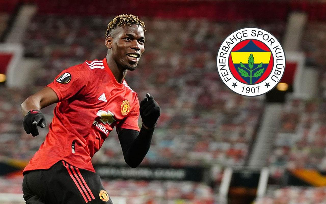 Paul Pogba'dan Fenerbahçe itirafı