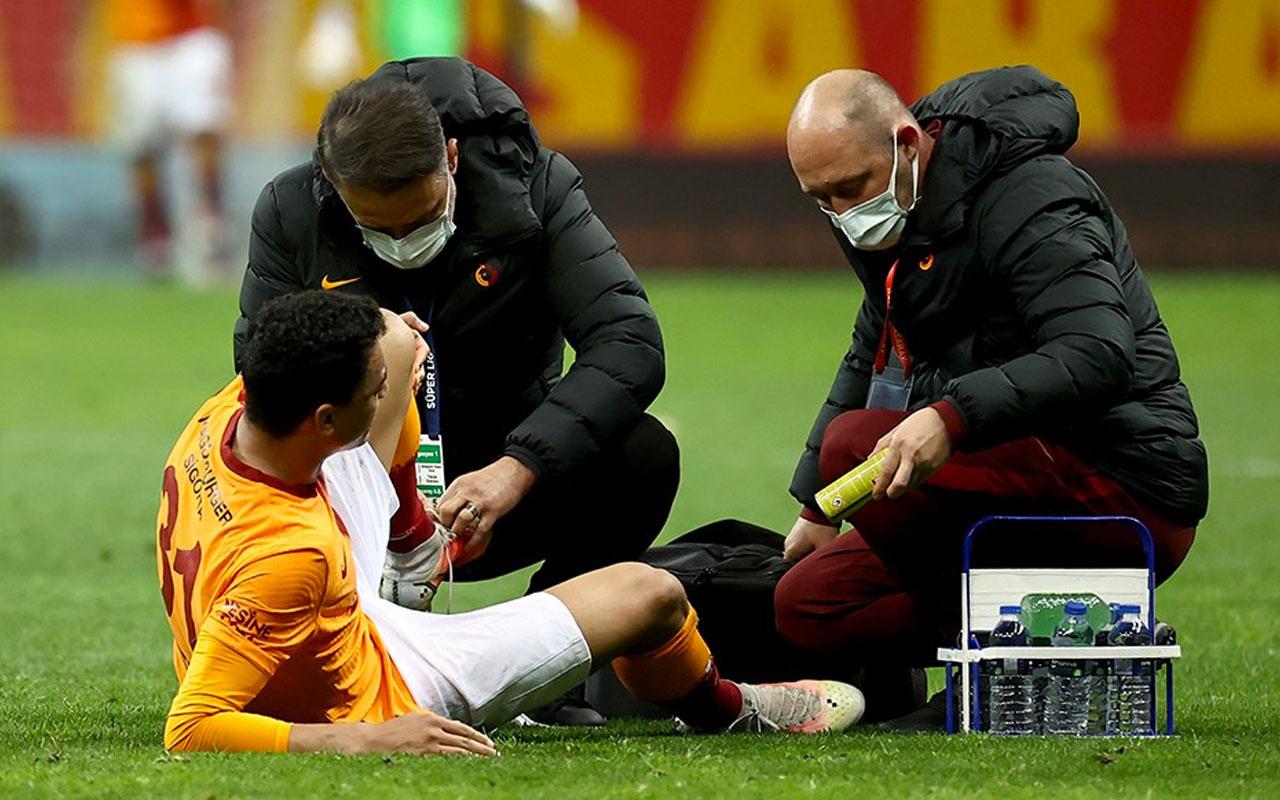 Mostafa Mohamed'den Galatasaray'a kötü haber