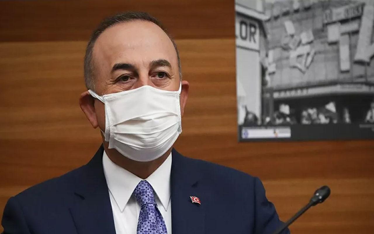 Dışişleri Bakanı Mevlüt Çavuşoğlu 10-11 Mayıs'ta Suudi Arabistan'ı ziyaret edecek