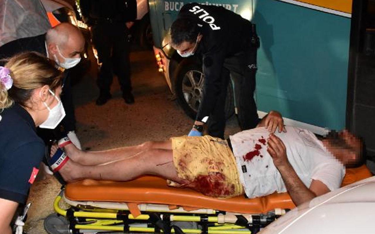 İzmir'de 'kız kaçırma' kavgasında silahlar patladı: 1 ölü 1 yaralı