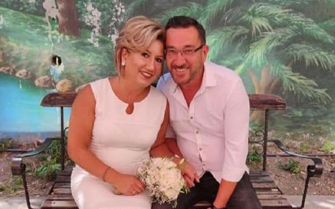 Ankara'daki vahşet! 8 aylık doktor eşini katleden kocanın kan donduran ifadesi