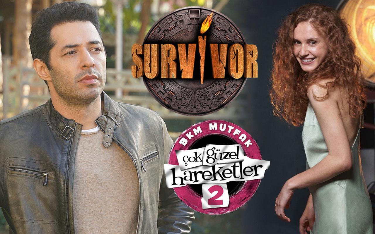 Menajerimi Ara Kefaret Survivor ve Çok Güzel Hareketler 2'ye reyting şoku! Zirve bakın kimin
