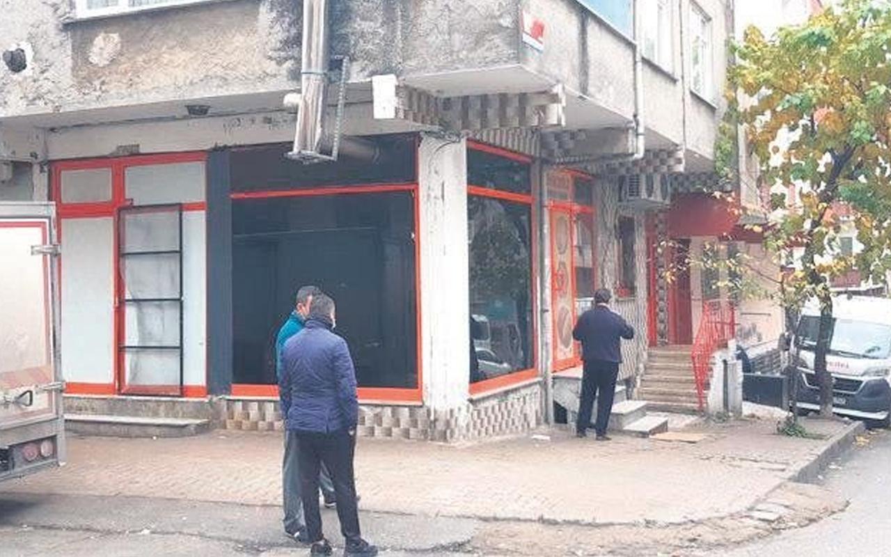 İstanbul'da patronun isteği ölüm getirdi! Zıplayınca feci şekilde can verdi