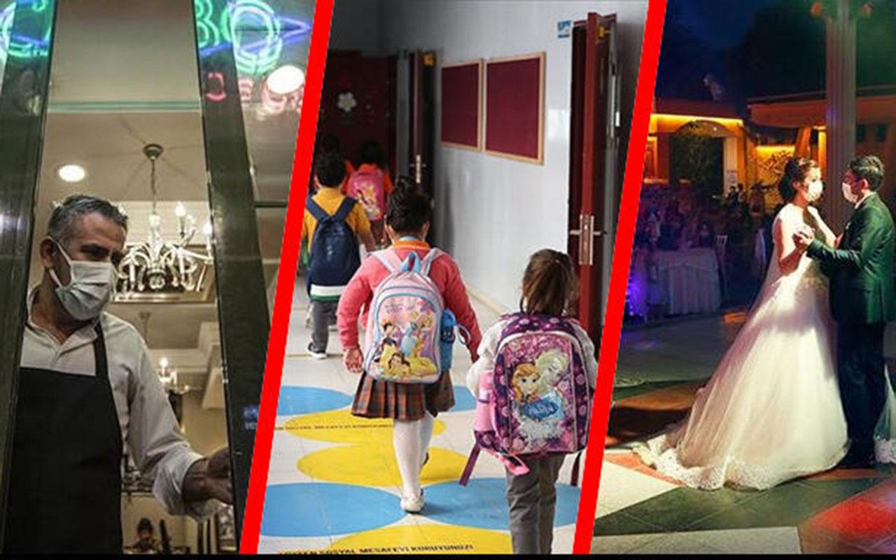 17 Mayıs'tan sonra her hafta bir açılma olacak! İlk küçük esnaf açılacak sonra okullar