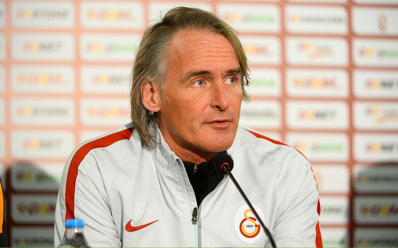 Jan Olde Riekerink Türkiye'ye dönüyor