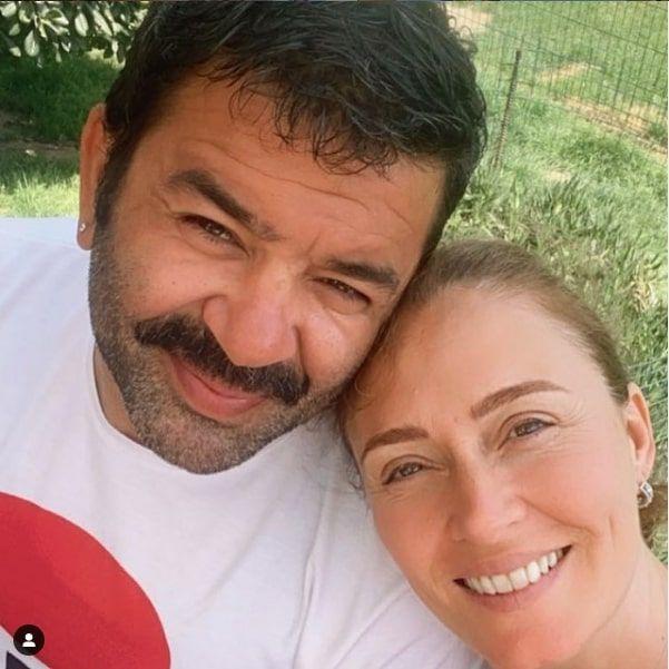Ceyda Düvenci eşi Bülent Şakrak'la paylaştı takipçileri 'Özeliniz özel kalsın' deyip eleştirdi