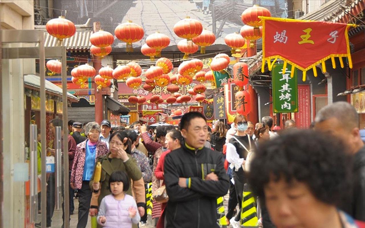Çin nüfusu 10 yılda yüzde 5,3 artışla 1 milyar 411 milyonu aştı