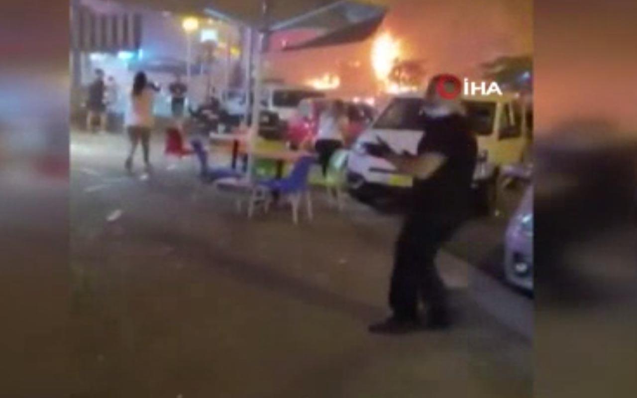 Hamas'tan, İsrail'in başkenti Tel Aviv'e roket saldırısı: 1 ölü, 6 yaralı