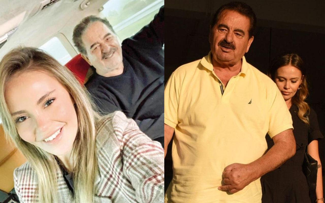 İbrahim Tatlıses'le 43 yaş küçük sevgilisi Gülçin Karakaya Bodrum'a gitti olay çıktı