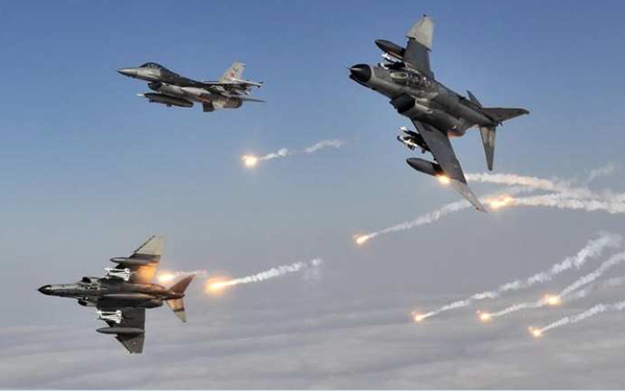 Milli Savunma Bakanlığı: Pençe-Yıldırım operasyonunda 5 PKK'lı terörist öldürüldü