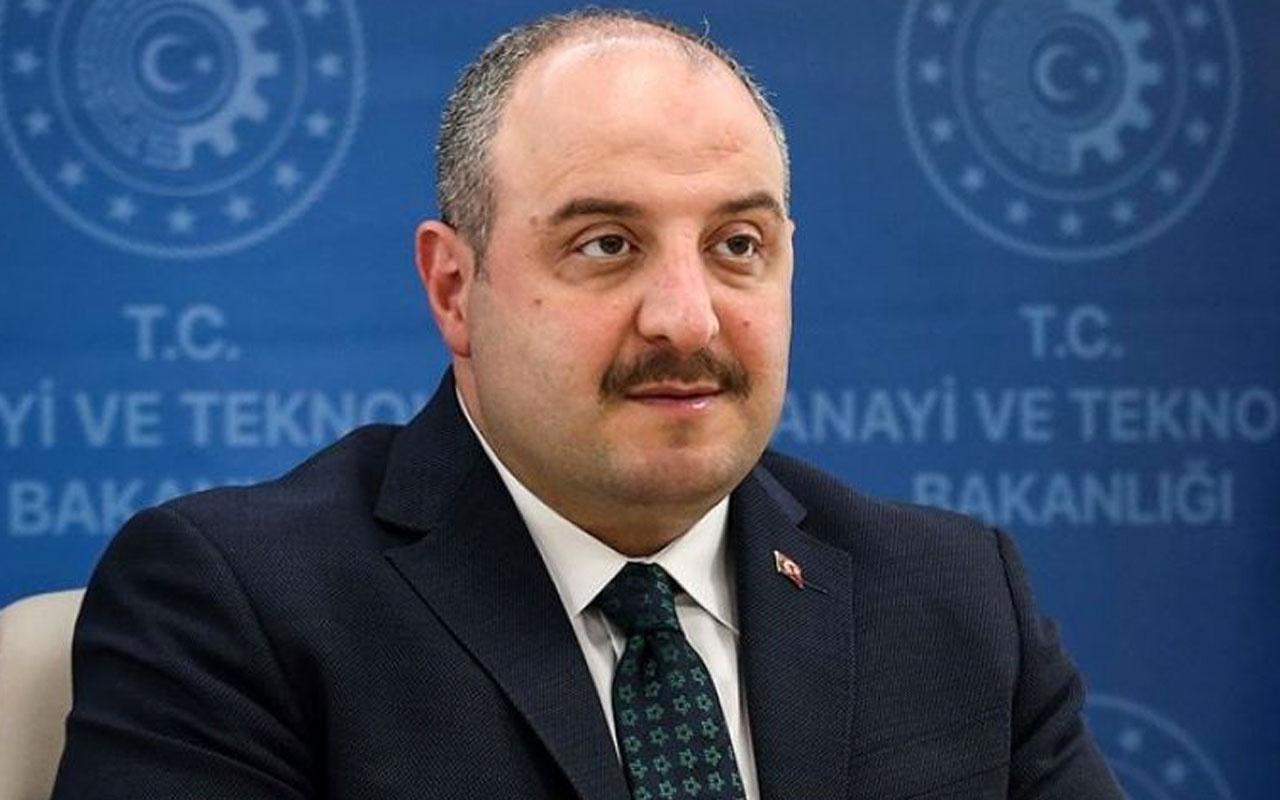 Mustafa Varank: Sanayi martta da ekonomimizin lokomotifi olduğunu kanıtladı