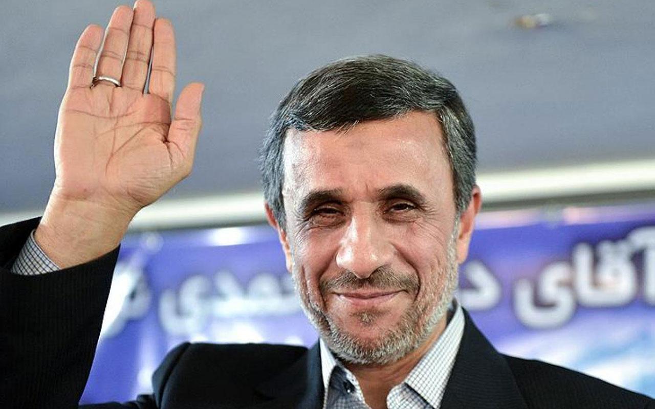 İran'da Ahmedinejad, cumhurbaşkanlığına yeniden aday oldu