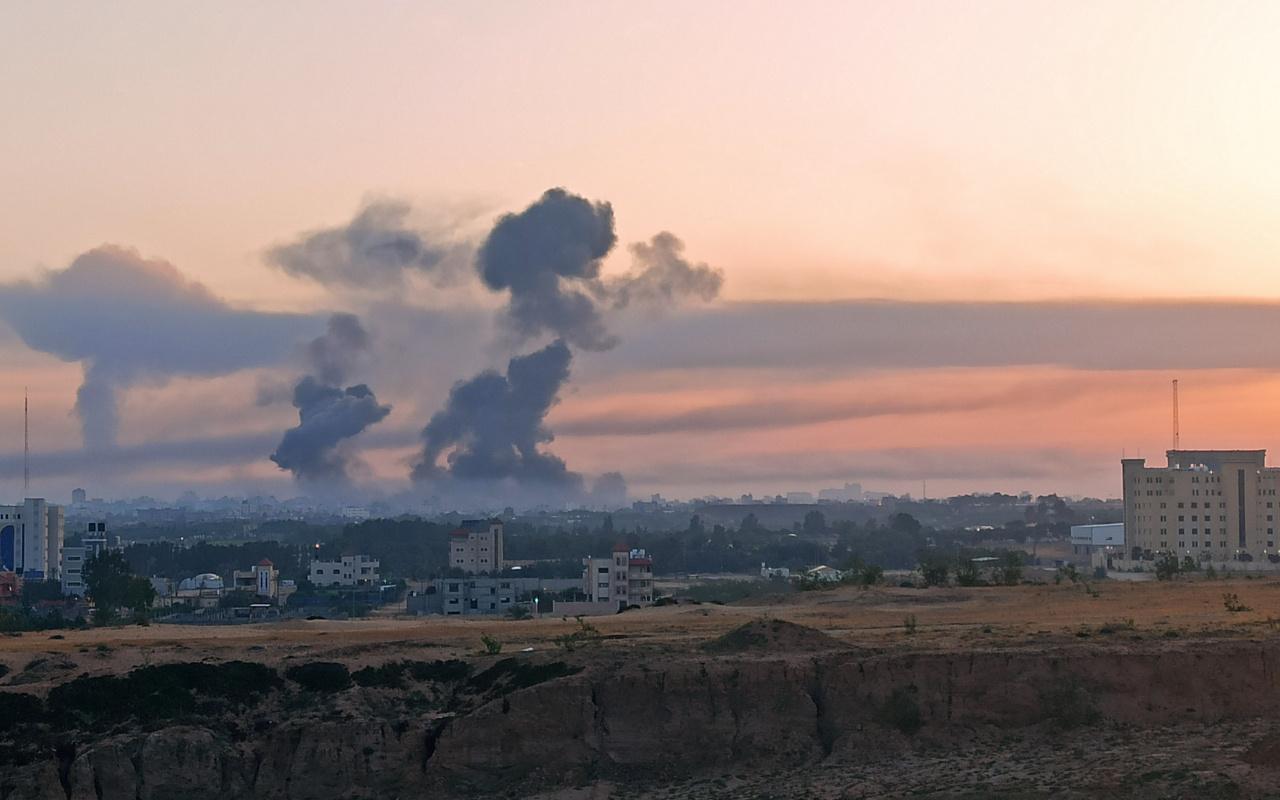 İşgalci İsrail'in hava saldırılarında ölü sayısı 43'e yükseldi