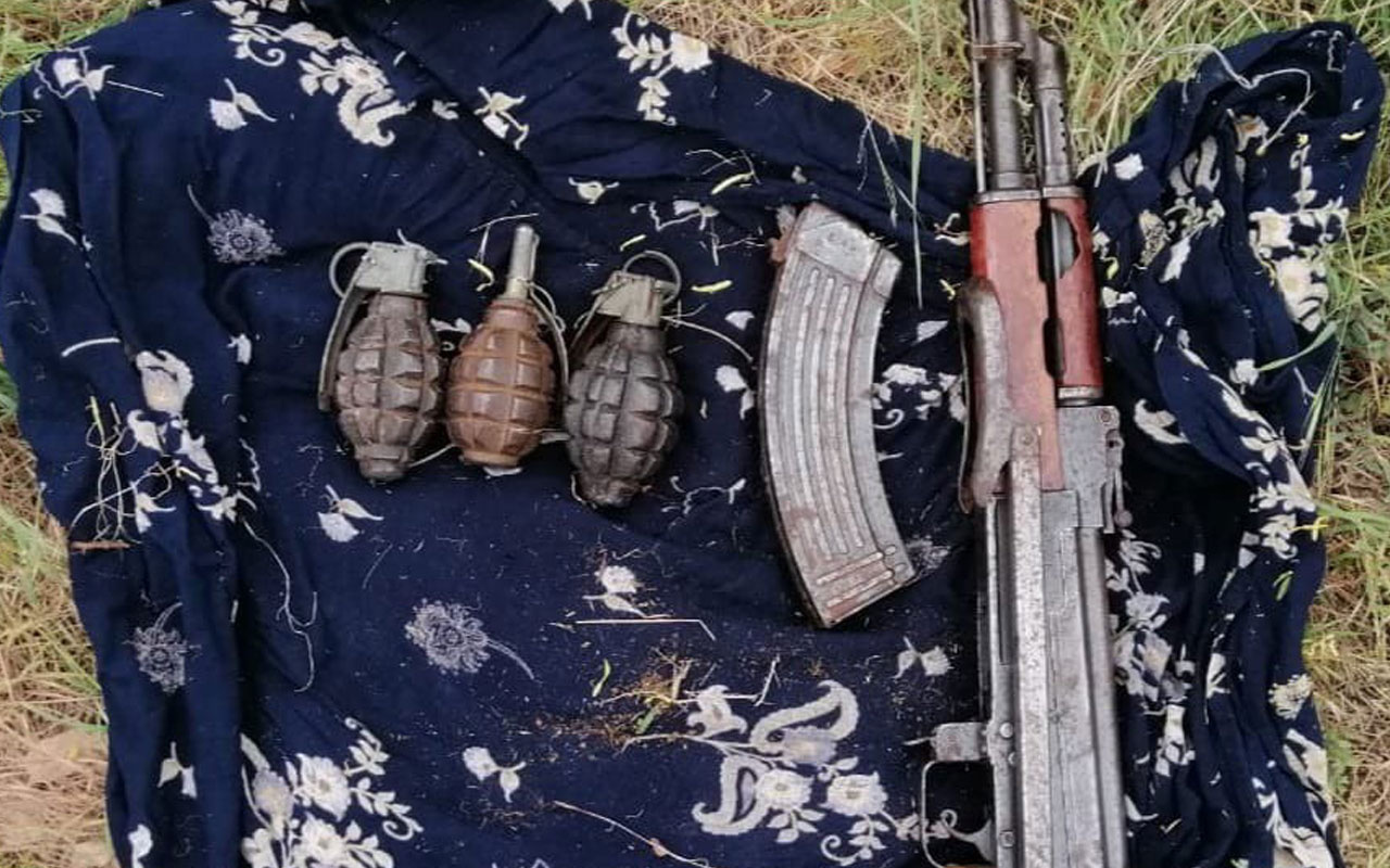 Diyarbakır Lice'de narko-terörizm operasyonu