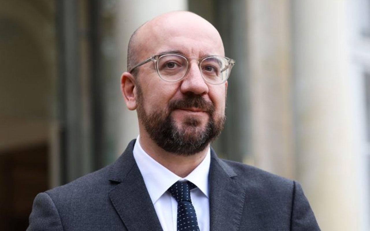 AB Konseyi Başkanı Michel'den göstermelik İsrail açıklaması